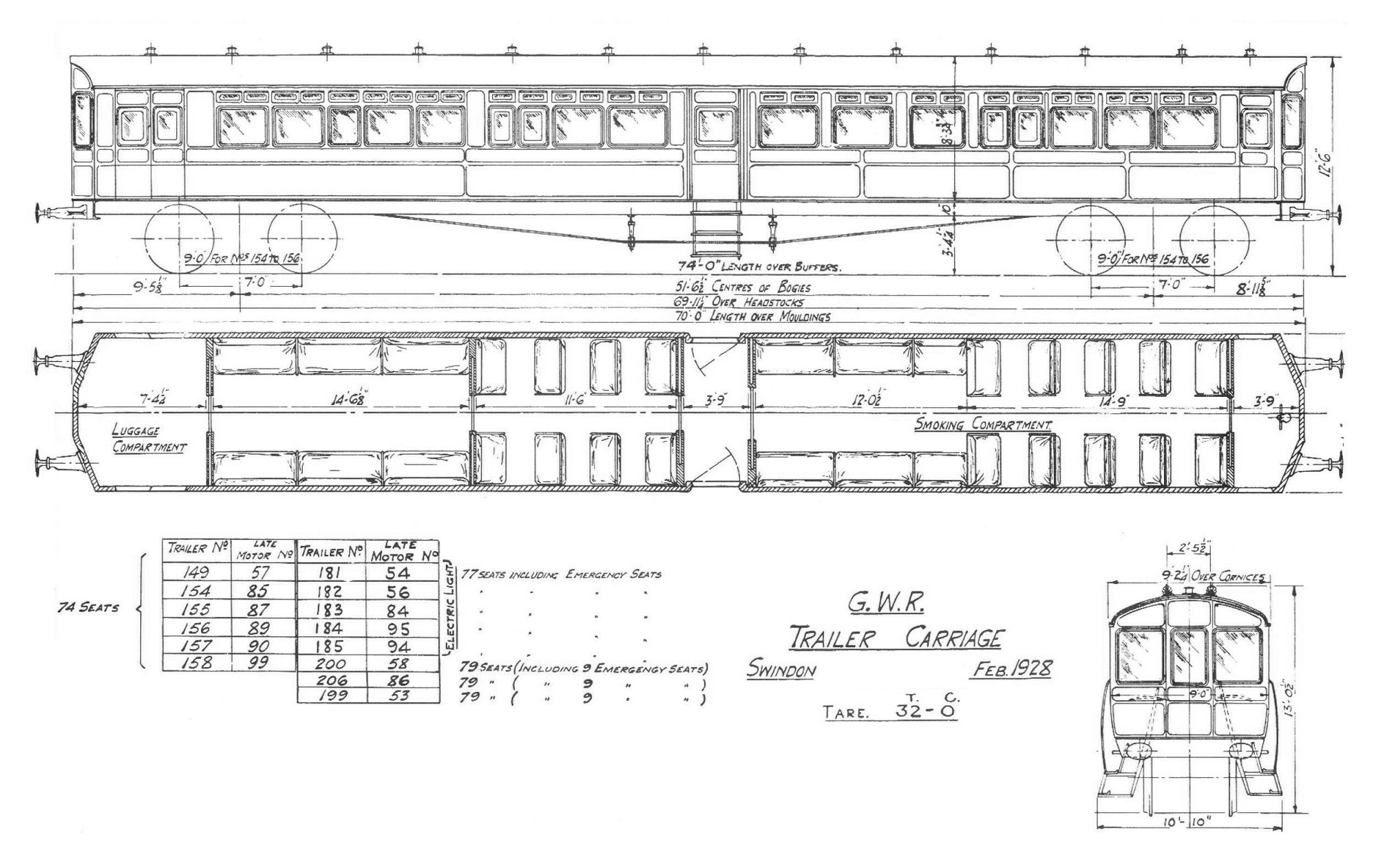 Tri Level Floor Plans Steam Railmotor From A Tri Ang Polly Modifying