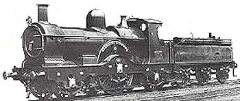 Dean Single number 3009 Flying Dutchman when originally built as a 2 - 2 - 2