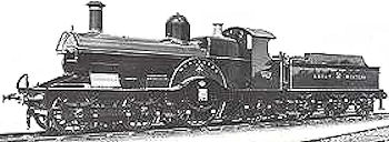Dean Single number 3027 Worcester in final  build condition with the BR5 boiler