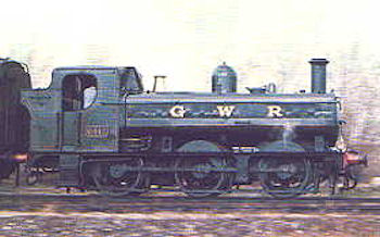 '6400' class, number 6412