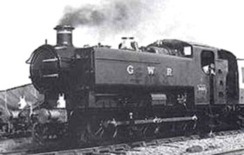 '9400 class, number 9466