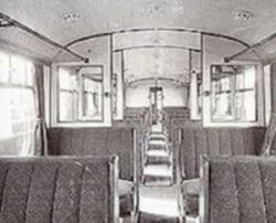 Interior view of number 19