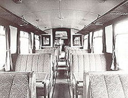 Interior view of twin-set numbers 35 & 36