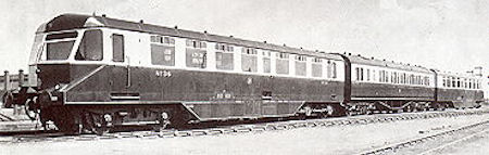 Twin-set number 35 & 36 with additional coach