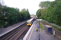 Aldermaston Station today