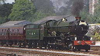 'King' class no. 6024 King Edward I
