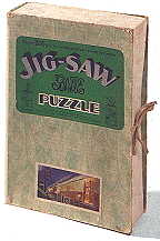 The Night Mail from 1935 with its original book box