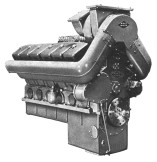 MAN L12V 18/21 engine