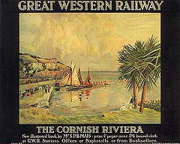The Cornish Riviera by Louis Burleigh Bruhl